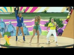 We Are One (Ole Ola) Opening Ceremony Brazil World Cup 2014 | Pitbull & ...