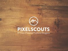 Pixelscouts Logo Concept - A side project that two other designers and myself have started.