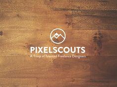 Pixelscouts Logo Concept by Michael S Rivette