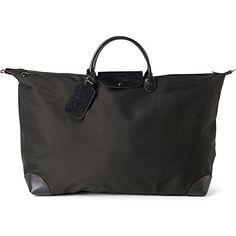 LONGCHAMP Boxford large travel bag in black   selfridges.com