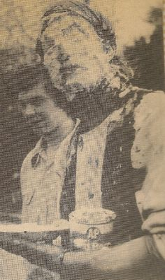 pie in the face - easters 1975