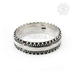 Handmade 925 Silver Ring Jewelry