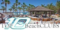 Top 10 Marbella Beach Clubs