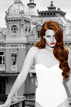 LanaDelRey by skyM3.deviantart.com