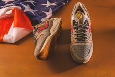 The Saucony Grid 9000 Goes Americana with the Liberty Pack -EU Kicks Sneaker Magazine
