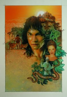 Drew Struzan, The Jungle Book