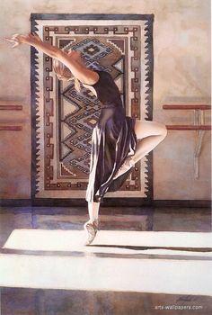 Steve Hanks and Dance
