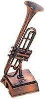 Antique Pencil Sharpener: Trumpet