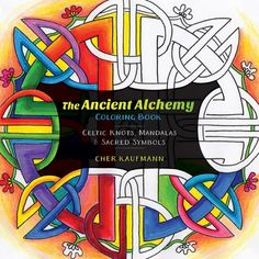 Ancient Alchemy Coloring Book, The