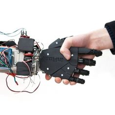 You searched for robotic arm | Make: DIY Projects and Ideas for Makers
