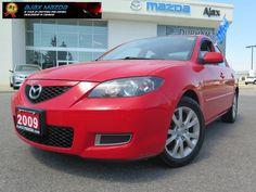 2009 Mazda Mazda3 – $8,995: Just traded in. https://carandtruck.ca/car-dealerships/ajax-mazda-ajax-on-6/used-cars/2009-mazda-mazda3-840/