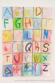 abeceda   Neposedné nožnice