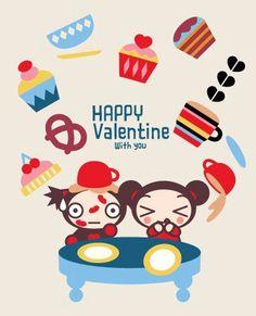 cartoon valentine backgrounds
