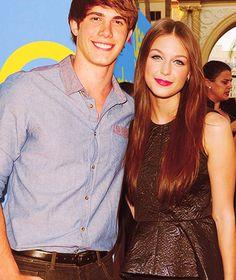 Blake Jenner Melissa Benoist Are Officially Dating Cute Celebrity Couples Blake Jenner Melissa Benoist
