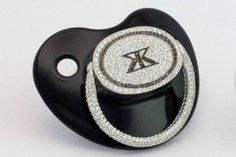 Please, someone tell me this pacifier is a joke : Black Diamond Pacifier