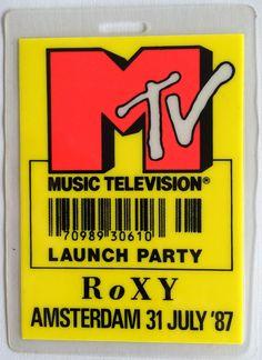 MTV Launch Party