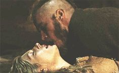 Hot Love!! Ragnar & Lagertha - Vikings