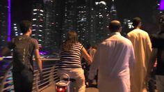 City Cycling at Dubai Marina, United Arab Emirates