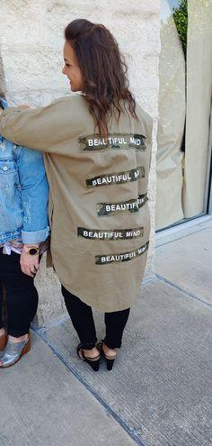 Machelle Beautiful Jacket - S/M