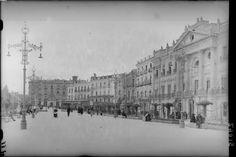 Paseo de Reina Victoria [glorieta