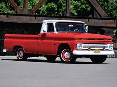 ✿1966 Chevrolet C10 Pick-Up Truck✿