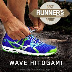 Mizuno Wave Hitogami 2014