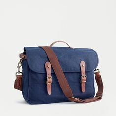 Shop J.Crew for the Abingdon messenger bag for Men. Find the best selection of Men Handbag & Wallet Accessories available in-stores and online. Commuter Bag, Spy Gadgets, Handbags For Men, Crew Clothing, Messenger Bag Men, Best Gifts, Husband, Wallet, Leather