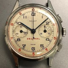 Old Watches, Watches For Men, Pocket Watches, Wrist Watches, Vintage Rolex, Vintage Watches, Seiko Chrono, Men Accesories, Accessories