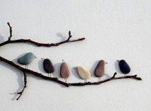Mobilar e decorar a casa com pedras