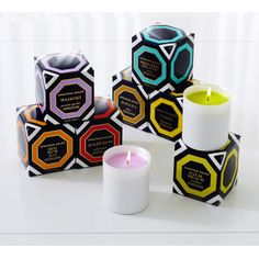 Modern Home Accessories, Home Décor & Luxury Gifts | Jet Set Candle | Jonathan Adler