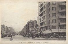 avenue de versailles