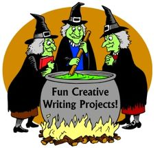 Halloween English and Creative Writing Lesson Plans, Ideas, and Templates