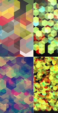 Geometric Home Design Elements of Simon Page ~ http://clrlv.rs/zh51ft