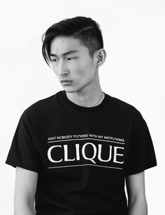 Kim Sang Woo for Michael Agwunobi lookbook