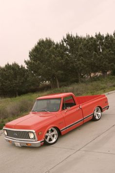 1972 Chevy Cheyenne.... Dream truck just a different color please