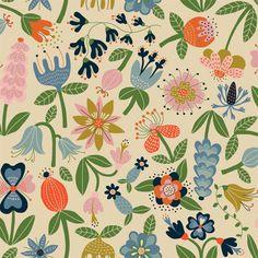 Edholm Ullenius|Scandinavian Pattern Collection|Scandinavian Pattern Collectionは、テキスタイルパターンを中心とした北欧デザインコレクションです。