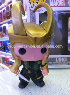 # Funko POP #Thor 2 World of Darkness Loki