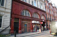 Down Street Station (External)