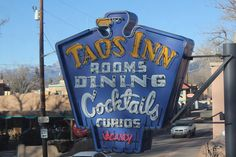 Old Taos Inn - the hotel that never disappoints.