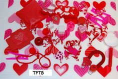 Valentine's Day Sensory Mats -  Pinned by @PediaStaff – Please Visit http://ht.ly/63sNt for all our pediatric therapy pins