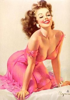 I'm getting this fabulous pin up framed to add to the art on the walls.  Vintage Retro Glamour Gil Elvgren Pin Up Girl A4 Art Glossy Poster Print 165 | eBay