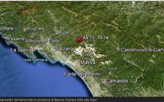 Ancora una scossa di terremoto. Questa volta sono state colpite Toscana, Liguria ma anche Emilia, Piemonte e Veneto