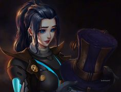 Pulsefire Caitlyn | Pulsefire Кейтлин @League of legends | Лига Легенд #LoL #ЛоЛ