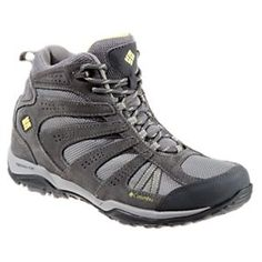 Columbia Dakota Drifter Mid Waterproof Hiking Boots for Ladies - Light  Grey Sunnyside - 7.5 25977b5f60d