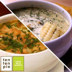 En el calor del Valle del Cauca las sopas también son importantes, como nuestra sopa de Choclo Tierno, Torrejas, o tortilla. ¡Sopas que levantan el alma!  💖😋 #Cocinacolombiana #Tentenpiecolombia #Tentenpiecali