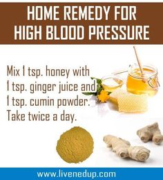 A simple and quick remedy for hypertensive people. Anyone who has tried this? How was it?