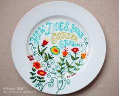 ecdesign plate