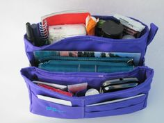 Purse organizer - would make it so easy to switch purses!