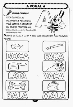 bem me quer língua portuguesa - Selma Maria Silva Ribeiro - Álbuns da web do Picasa Zen, Toddler Learning, Homeschool, Classroom, Journal, Teaching, Education, Comics, Hinata