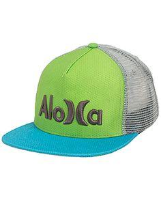 ALOHA TRUCKER HAT -  27.00 Swim Shorts a0c2165fb974